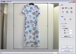 マップに配置するだけ、画像の補正機能も搭載