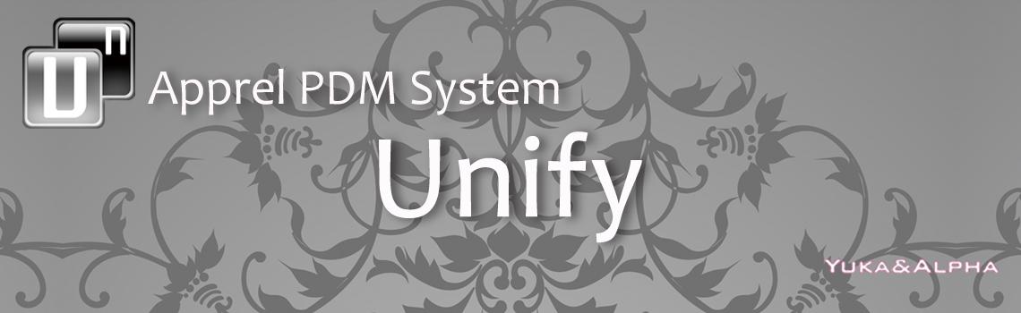 アパレルPDMシステム「Unify」